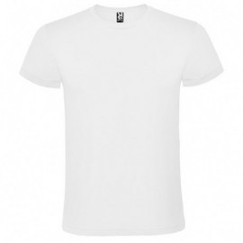 CAMISETA ADULTO ALGODON BLANCO XL
